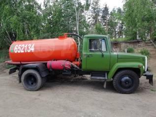 ГАЗ 3307. Ассенизатор