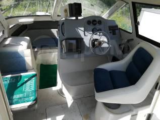 Yamaha FR-26. длина 8,00м., двигатель подвесной, бензин