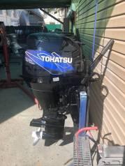 Tohatsu. 30,00л.с., 4-тактный, бензиновый, нога S (381 мм), 2005 год год