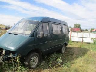 ГАЗ 22171. Микроавтобус Соболь, 8 мест