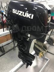 Suzuki. 30,00л.с., 2-тактный, бензиновый, нога S (381 мм), 2012 год год