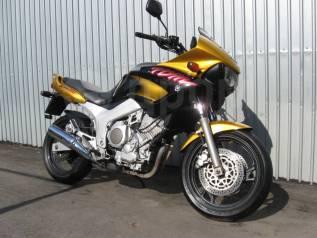 Yamaha TDM 850. 850куб. см., исправен, птс, без пробега