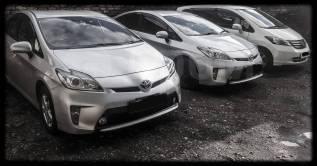 Аренда автомобилей от 1000 р в Уссурийске
