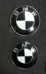 Эмблема. BMW: Z1, Z3, X1, 1-Series, 2-Series, 5-Series Gran Turismo, X6, X3, Z4, X5, X4, 2-Series Active Tourer, 6-Series, 7-Series, 3-Series, 4-Serie...