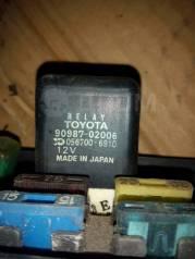 Реле. Toyota: Regius Ace, Corona, Windom, Lite Ace, Scepter, Aristo, Ipsum, Avensis, Sprinter Trueno, Corolla, Tercel, Altezza, Dyna, Tundra, Stout, R...