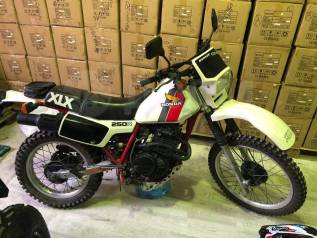Honda XLX. 250куб. см., исправен, без птс, с пробегом