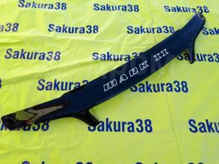 Дефлектор капота. Toyota Mark II, GX90, JZX90, JZX91, JZX93, LX90, SX90 Двигатели: 1GFE, 1JZGE, 1JZGTE, 2JZGE, 2LTE, 4SFE