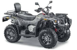 Stels ATV 600YL Leopard. исправен, есть птс, без пробега