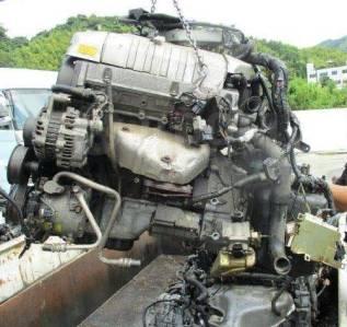 Двигатель в сборе. Mitsubishi Diamante Двигатель 6G72