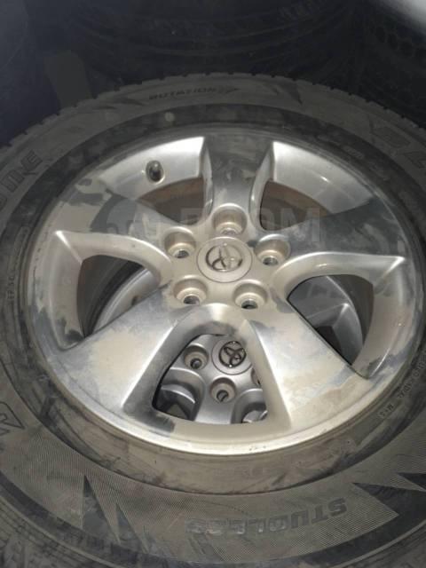 """Литье Toyota Camry оригинал 5/114,3R16 вылет 50. 6.5x16"""" 5x114.30 ET50"""