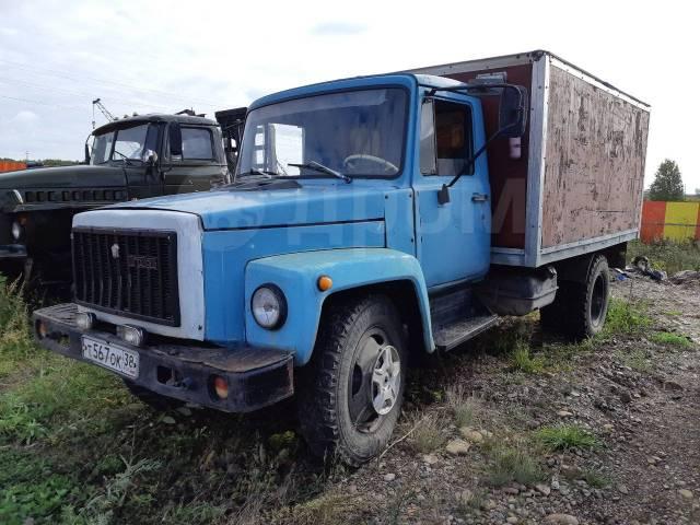ГАЗ. Продам ЗСА-37723, 3 000кг., 6x4