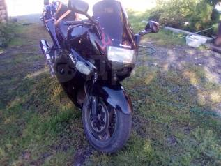 Kawasaki Ninja. 1 100куб. см., исправен, без птс, с пробегом