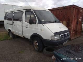 ГАЗ 3221. Газель 3221
