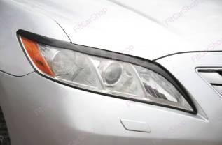 Накладка на фару. Toyota Camry, ACV40, AHV40, ASV40, CV40, GSV40, SV40