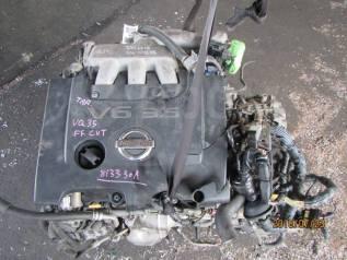 Двигатель в сборе. Nissan Teana Двигатель VQ35DE