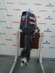 Yamaha. 30,00л.с., 2-тактный, бензиновый, нога L (508 мм), 2001 год год
