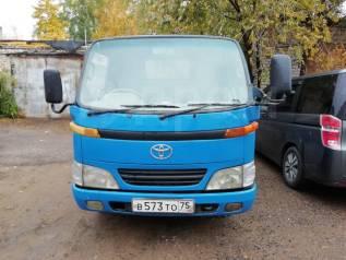 Toyota Dyna. Срочно продам хороший грузовик, 3 600куб. см., 2 000кг.