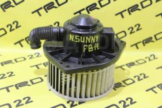 Мотор печки. Nissan: Wingroad, 100NX, Lucino, Presea, NX-Coupe, Avenir, Primera, Pulsar, Almera, Sunny California, Sentra, Rasheen, AD Двигатели: CD20...