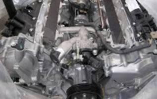 Двигатель в сборе. Nissan Patrol, Y62 Infiniti QX56, Z62 Двигатель VK56VD