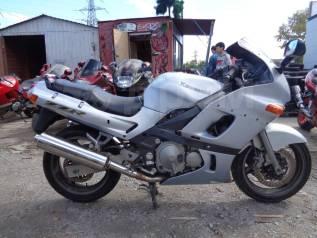 Kawasaki ZZR 400 2. 400куб. см., исправен, птс, без пробега