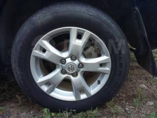 """Оригинальные колеса Toyota Rav4. x17"""" 5x114.30"""