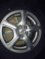 """Колеса 195/65R15на литье 5/100. 6.5x15"""" 5x100.00 ET35"""