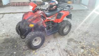 Stels ATV 110. исправен, есть птс, с пробегом