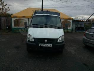 ГАЗ ГАЗель. Продаётся газель тентованая ГАЗ-33302, 2 500куб. см., 4x2
