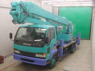 Isuzu Forward. Автовышка Isuzu Juston/Forward, 8 220 куб. см., 25,00 м. Под заказ