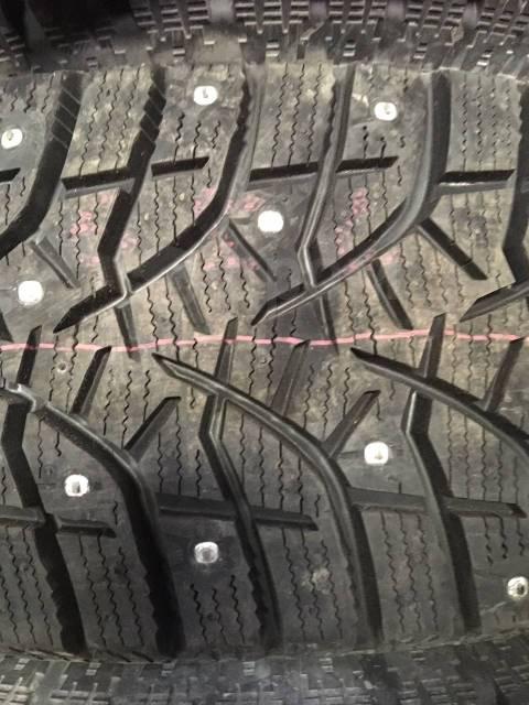 Bridgestone Blizzak Spike-01. Зимние, шипованные, 2018 год, без износа, 1 шт