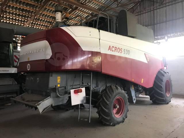 Ростсельмаш Acros 530. Комбайн Акрос 530 (Acros), 250 л.с.