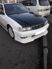 Бампер. Toyota Chaser, JZX100, GX105, LX100, SX100, JZX105, JZX101, GX100 Двигатели: 1JZGE, 1JZGTE, 1GFE, 2LTE, 4SFE, 2JZGE