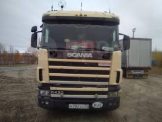 Scania. Продам. Сцепку. скания, 12 000куб. см., 20 000кг.