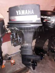 Yamaha. 40,00л.с., 2-тактный, бензиновый, нога L (508 мм), 1995 год год