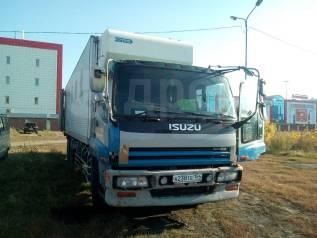 Isuzu Giga. Реф 10 тонн., 10 000кг., 6x2