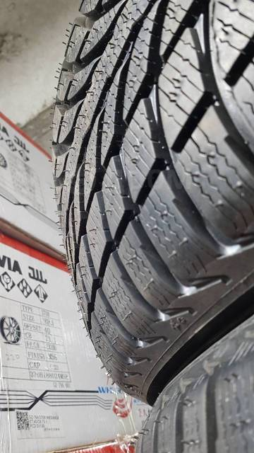 Michelin Latitude Alpin 2. Зимние, без шипов, 2015 год, без износа, 4 шт
