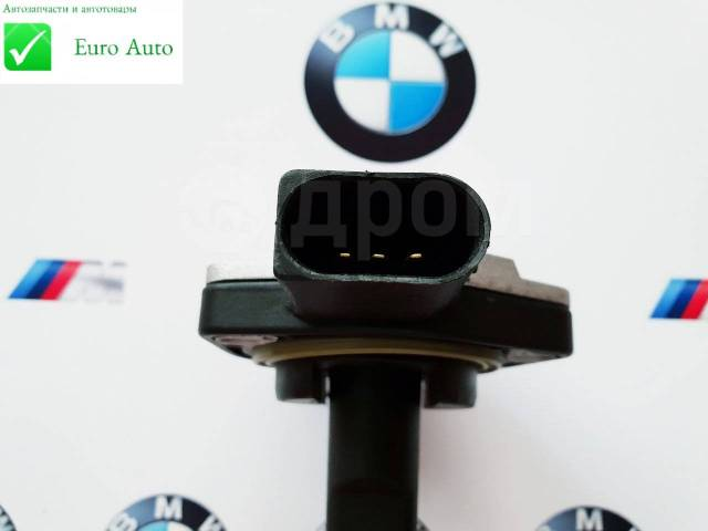 Датчик уровня масла. BMW: X1, Z3, 1-Series, 3-Series, 7-Series, 5-Series, 5-Series Gran Turismo, Z8, X3, Z4, X5 Двигатели: N47D20, N47D20T0, M43B19, M...