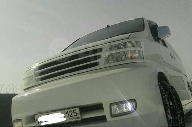 Спойлер. Nissan Elgrand. Под заказ
