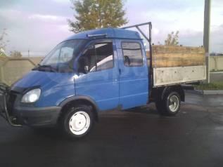 ГАЗ 33023. Продам грузовик бортавой, 2 900куб. см., 1 500кг., 4x2