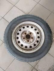 """Продам колесо Yokohama Guardex K2 F700 205/65R15. x15"""" 5x114.30"""