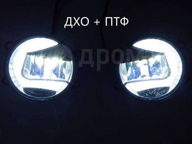 Фара противотуманная. Daewoo Nexia Mitsubishi: L200, ASX, Lancer, Pajero Sport, Pajero, Outlander Лада Веста Suzuki SX4 Suzuki Grand Vitara Renault: L...