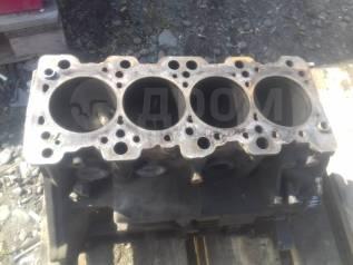 Блок цилиндров. Mitsubishi Delica Mitsubishi Montero Sport, K85W, K86W, K89W, K90, K94W, K96W, K97WG, K99W Двигатель 4G64