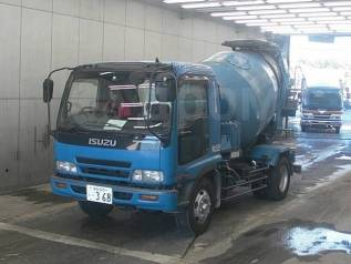 Isuzu Forward. Миксер , 8 220 куб. см., 3,20 куб. м. Под заказ