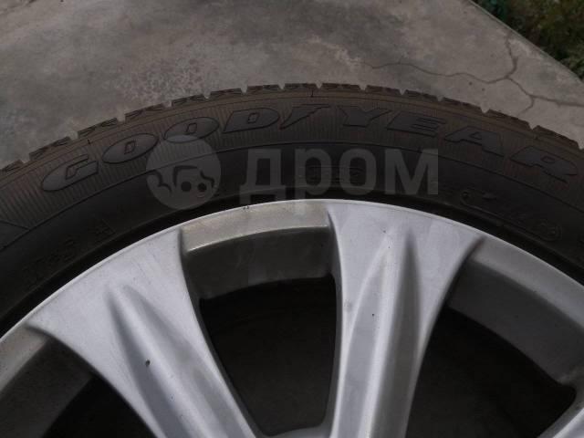 Goodyear Ice Navi SUV. Зимние, без шипов, 2016 год, без износа, 4 шт