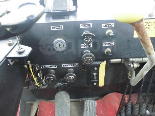 Nisseki, 1995. Шнекоротор снегоуборочный Япония Nisseki HTR401, 19 500куб. см.