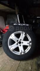 """Продам колёса и комплект дефлекторов на RAV4 третьего поколения. 7.0x17"""" 5x114.30 ET45 ЦО 60,1мм."""
