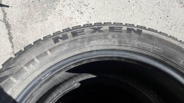 Nexen Winguard SUV. Зимние, 2015 год, 5%, 4 шт