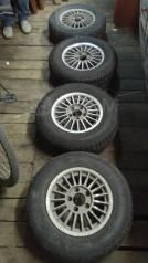 """Продам комплект колес R14. x14"""" 5x114.30 ET38 ЦО 73,3мм."""