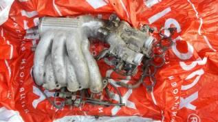 Заслонка дроссельная. Toyota Estima, ACR40W, MCR30W, MCR40W Toyota Harrier, MCU15W, MCU10W Lexus RX300, MCU10, MCU15 Двигатели: 1MZFE, IMZFE