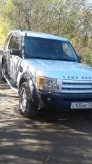 Land Rover Discovery. С водителем